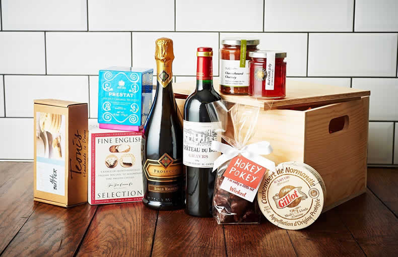 Hampers from the Hampstead Butcher