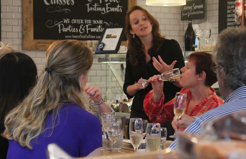 Food & Wine Tastings at the Hampstead Butcher