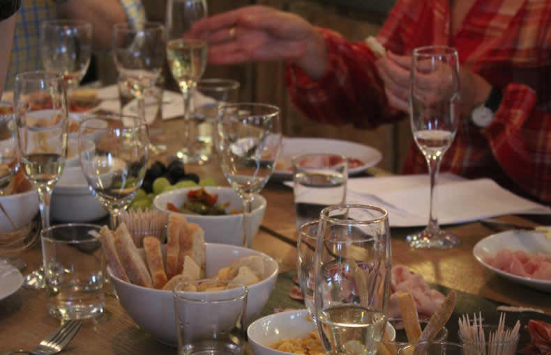 Food & Wine Tasting Events at the Hampstead Butcher & Providore