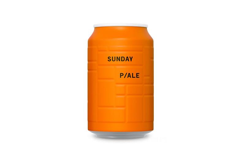 & Union Sunday Pale Ale Can