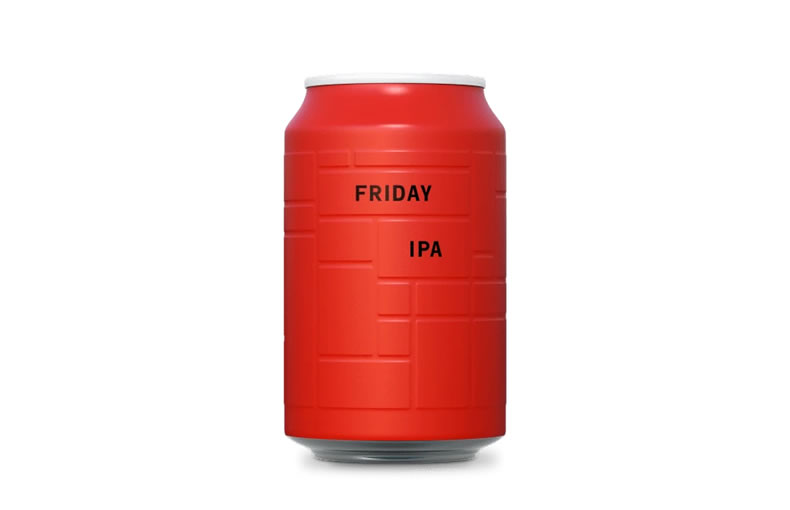 & Union Friday IPA Can