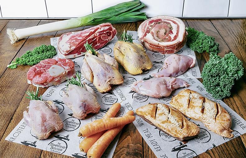 Autumn Comforts Meat Box