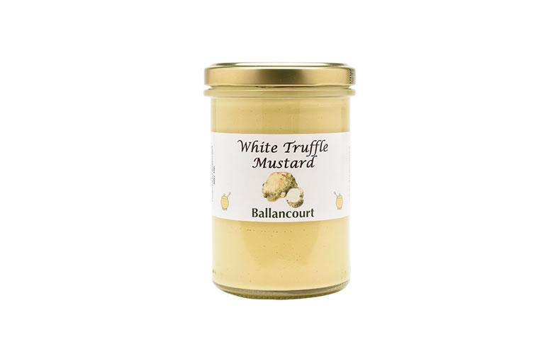 White Truffle Mustard