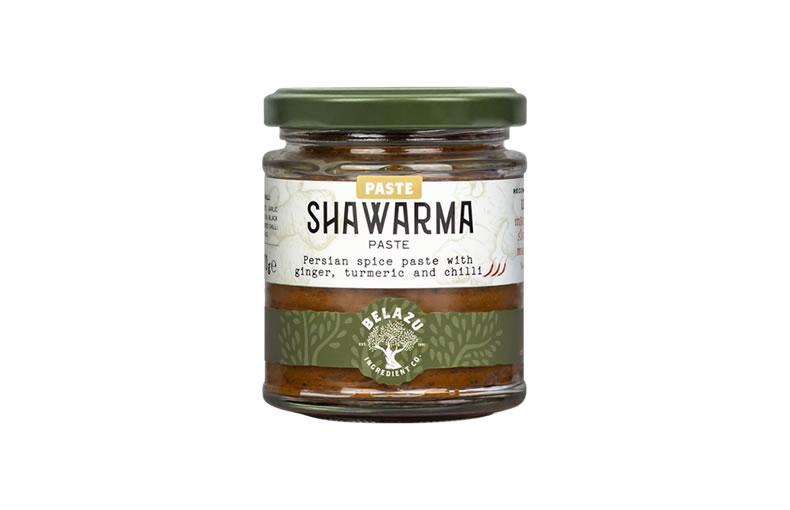 Shawarma Paste