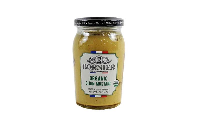 Bornier Dijon Mustard