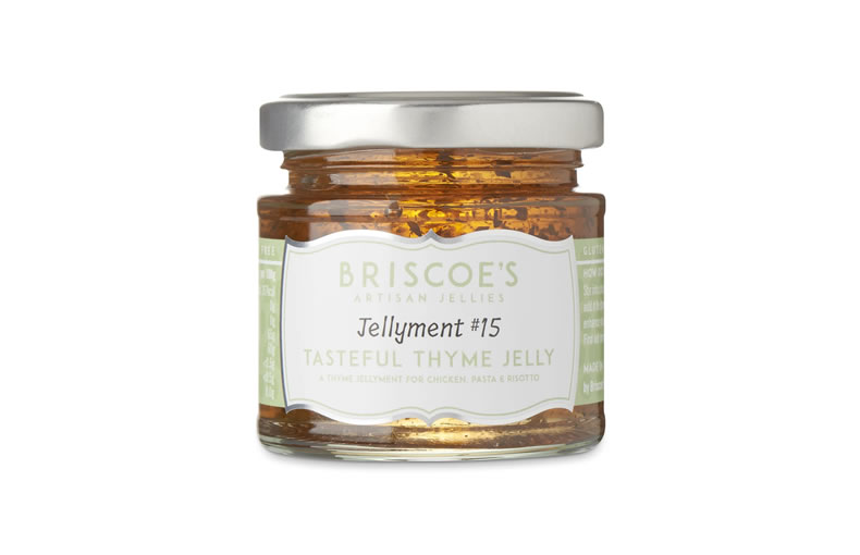 Briscoe's Tasteful Thyme Jelly