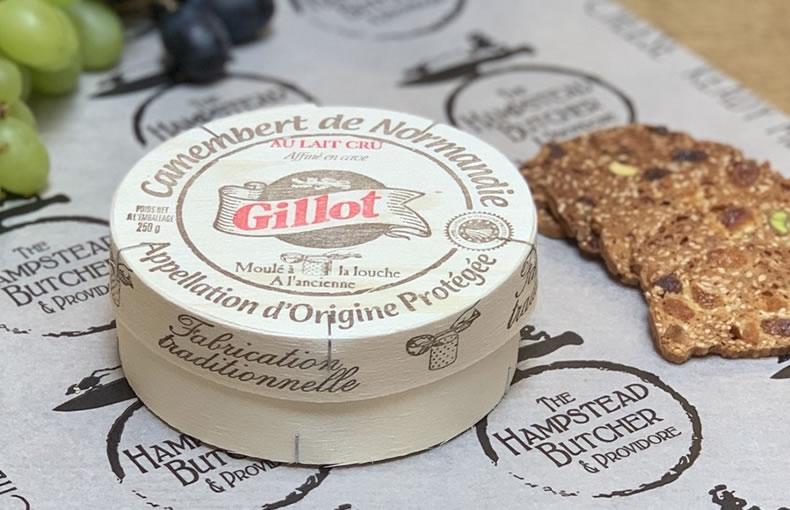 Camembert De Normandie Gillot