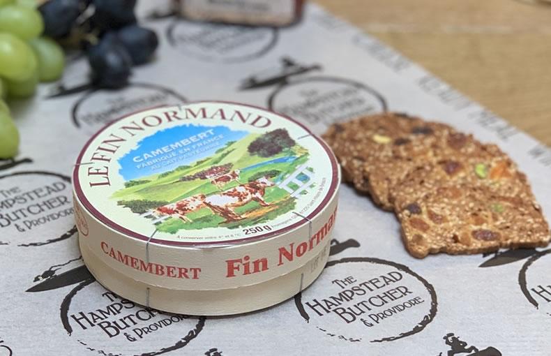 Camembert le fin Normandie