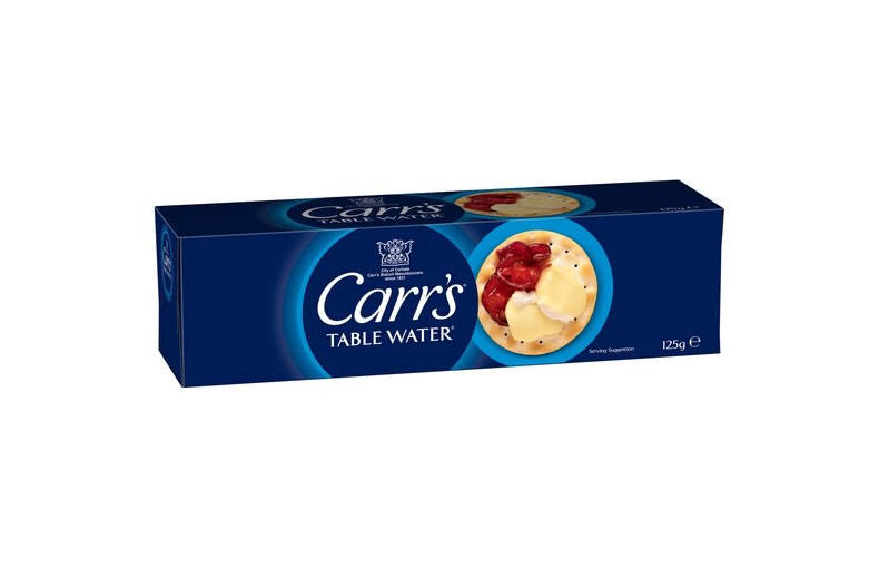 Carr's Table Water Biscuit