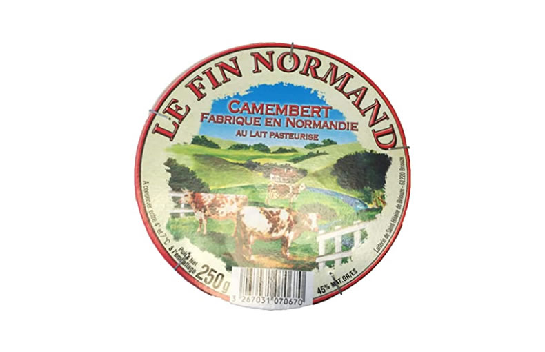 Camembert le fin Normandie