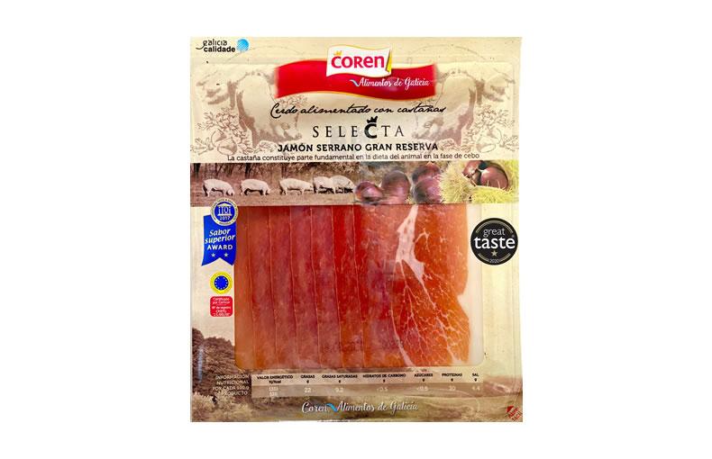 Serrano Ham Gran Reserva - Chestnut fed