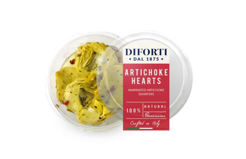 Diforti Artichoke Hearts