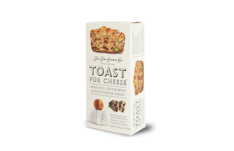 The Fine Cheese Co Toast for Cheese (Varieties as available)
