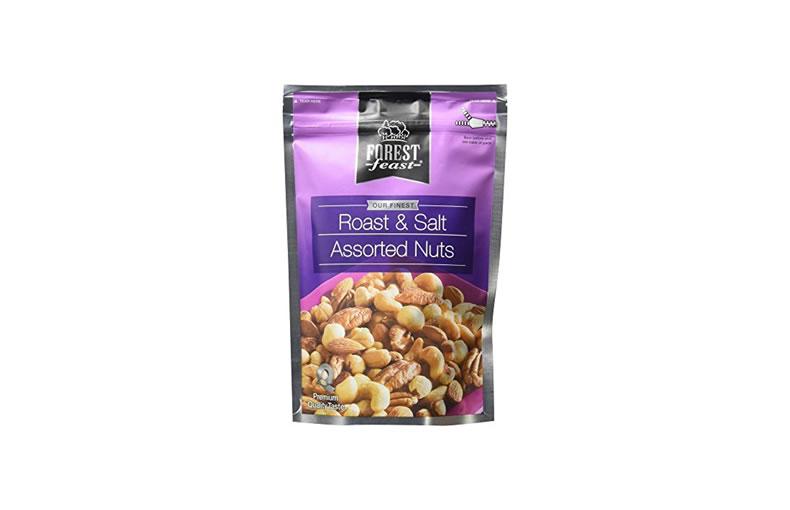 Roast & Salt Assorted Nuts