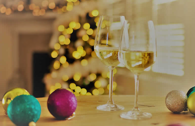 The Festive Wine List