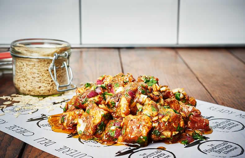 Mediterranean Inspired Meals