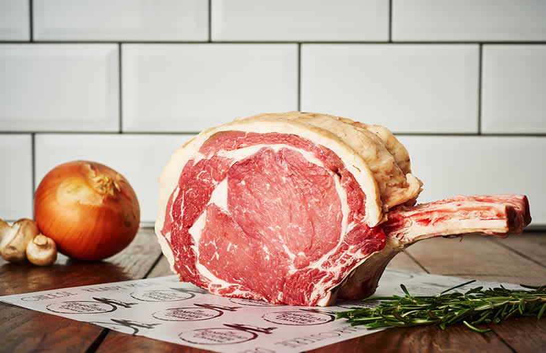 Prime British Beef Cuts for Festive Feasts