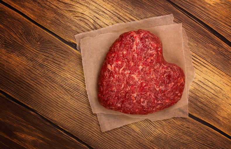 Valentine's Day at the Hampstead Butcher & Providore