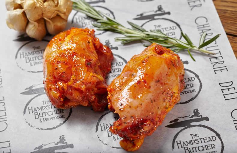 Chicken Thigh - Boneless & Skinless in a Marinade