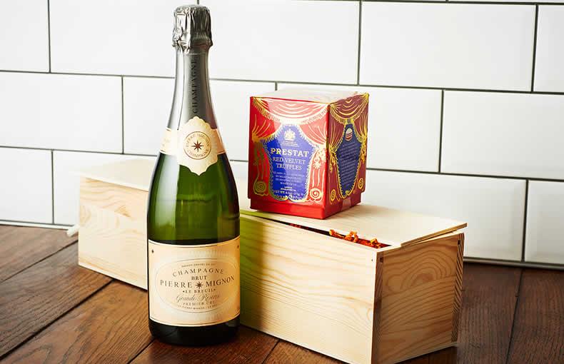 Champagne & Truffles