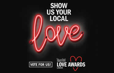 Time Out Love City Awards