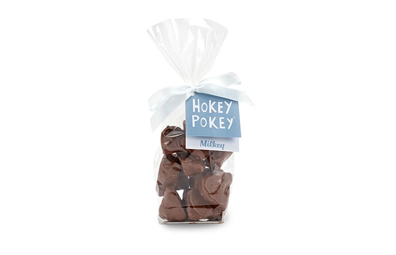 Hokey Pokey Milk Chocolate Honeycomb