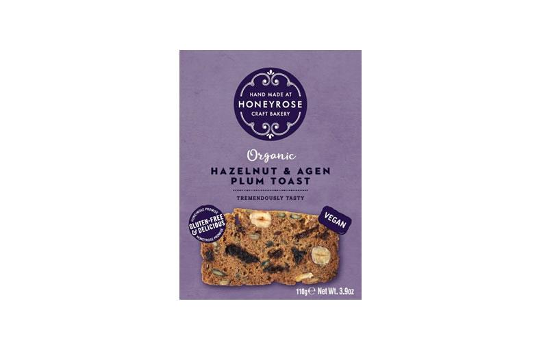 Hazelnut & Agen Plum Toast