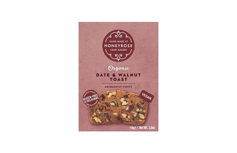 Date & Walnut Toast