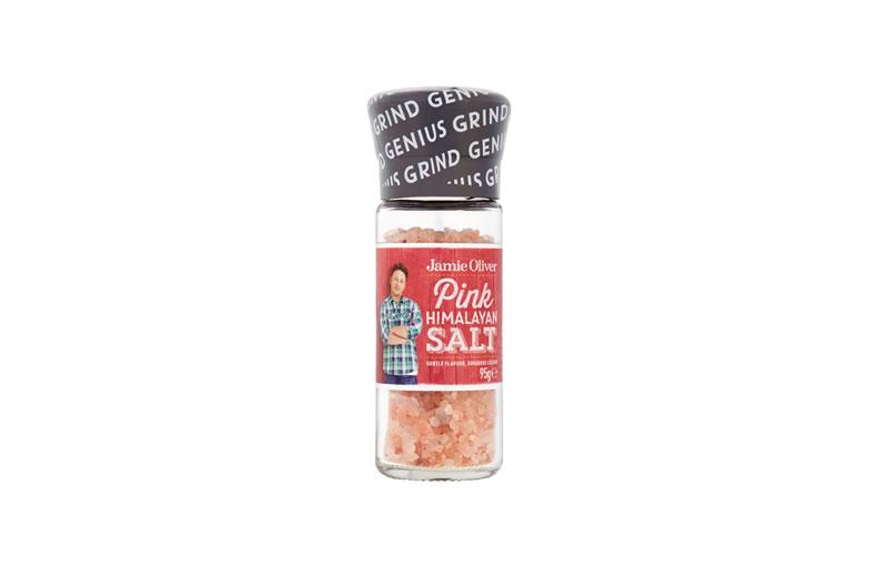 Pink Himalayan Sea Salt