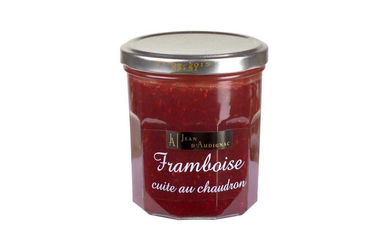 Framboise Cuite au Chaudron Jam