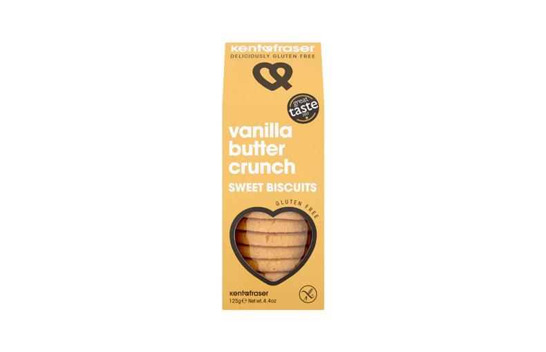 Kent & Fraser Vanilla Butter Crunch