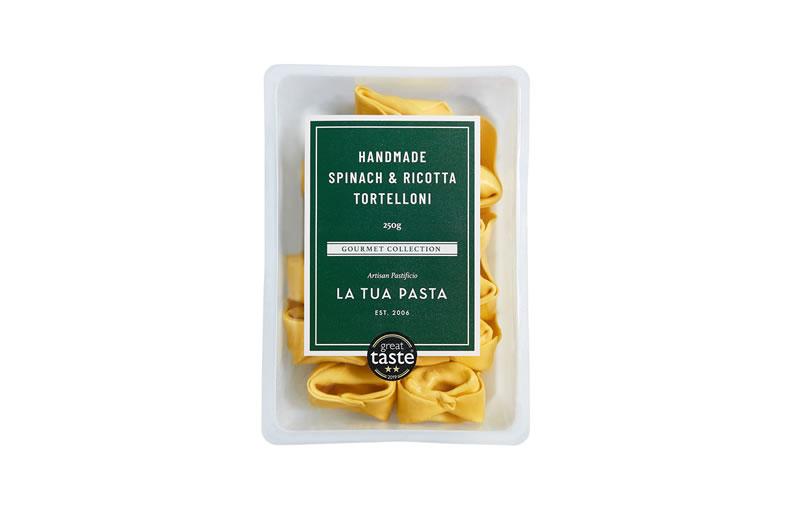 Fresh Tortelloni Spinach & Ricotta