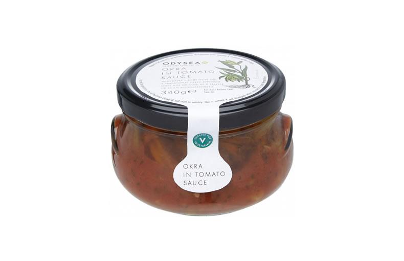 Okra in Tomato Sauce