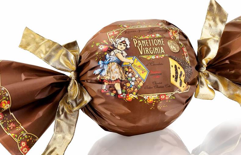 Panettone Cioccolato Virginia