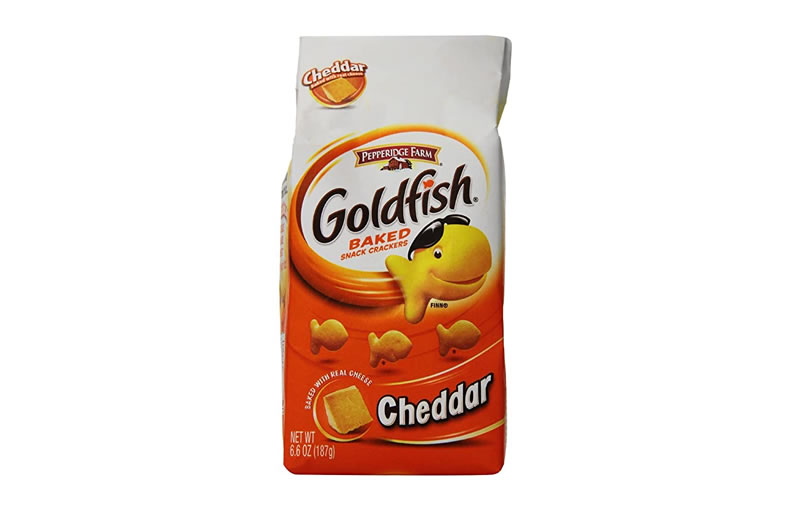 Pepperidge Farm Goldfish - varieties as available