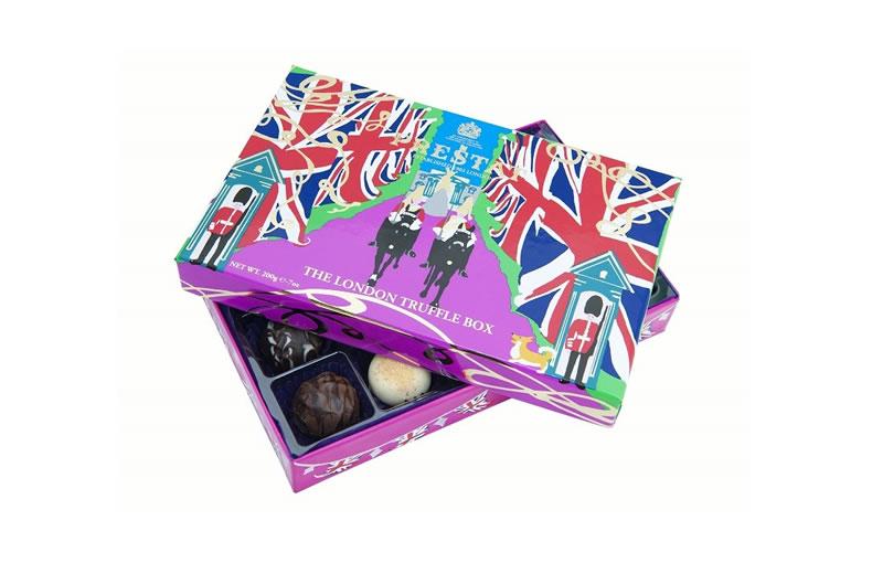 Prestat London Truffle Box