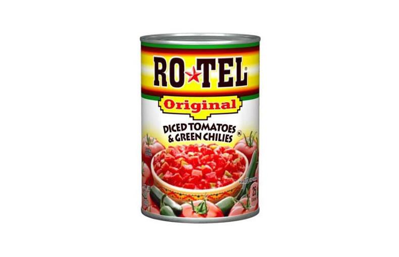 Rotel Chili Tomatoes