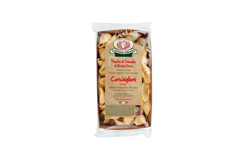 Rustichella d'Abruzzo Conchiglioni (or closest alternative)