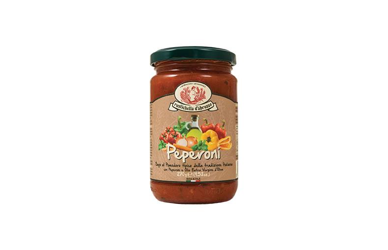 Rustichella D'Abruzzo Sugo ai Peperoni