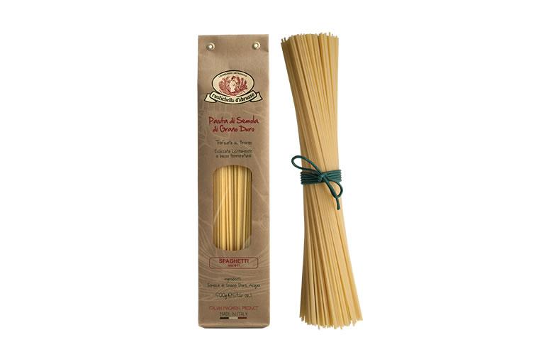 Rustichella D'Abruzzo Spaghetti (or closest alternative)
