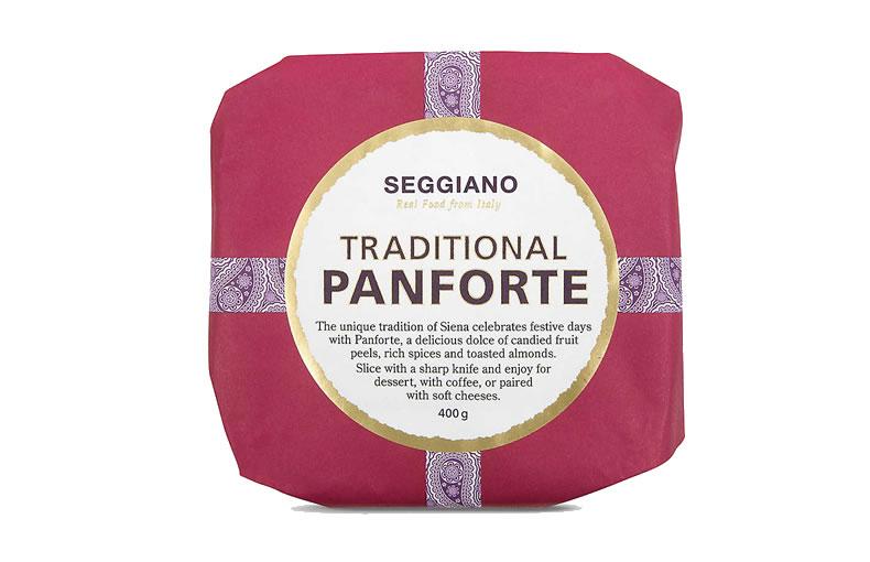 Traditional Italian Panforte
