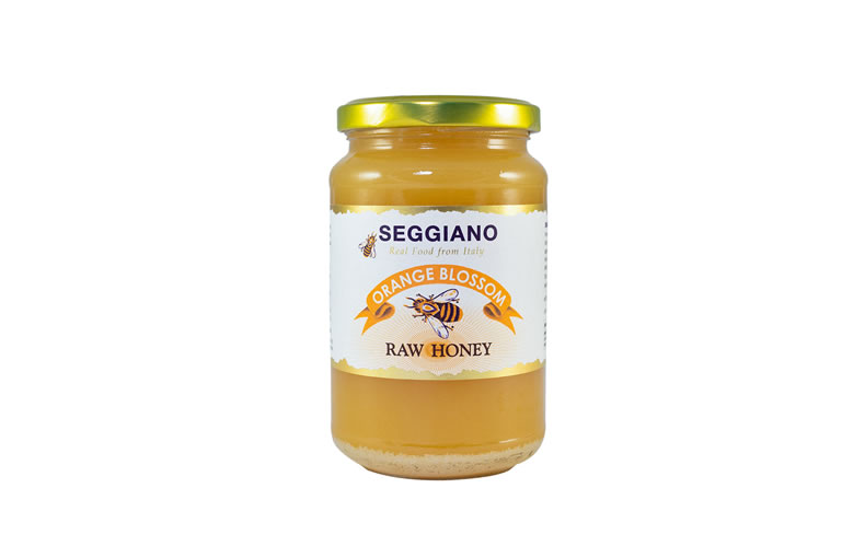 Seggiano Orange Blossom Honey