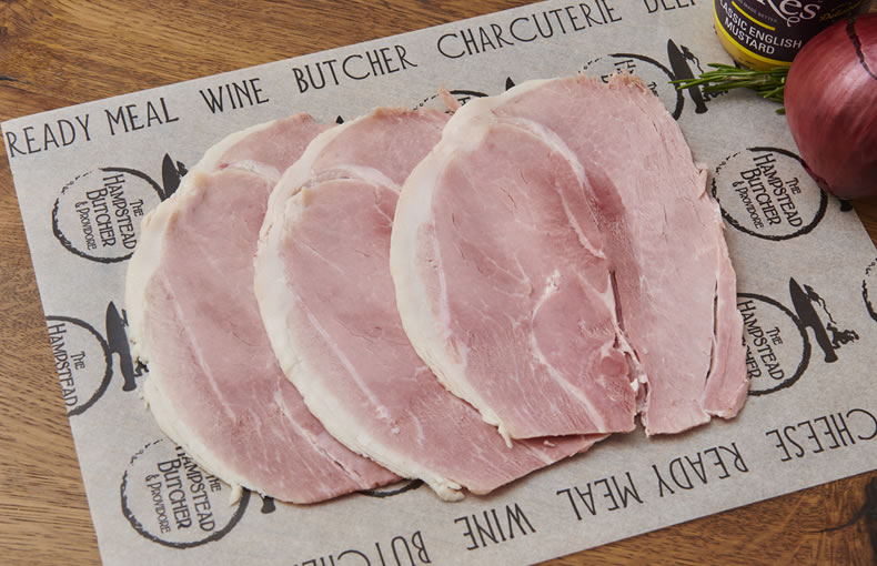 English Cured Ham