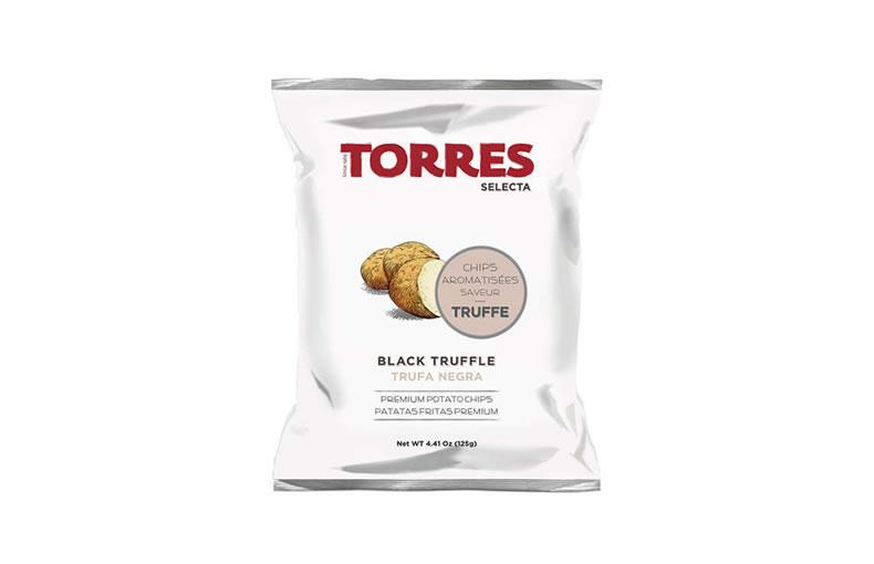 Torres Truffle Crisps