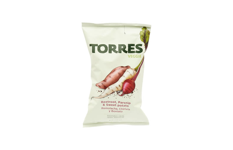 Torres Veg Crisps
