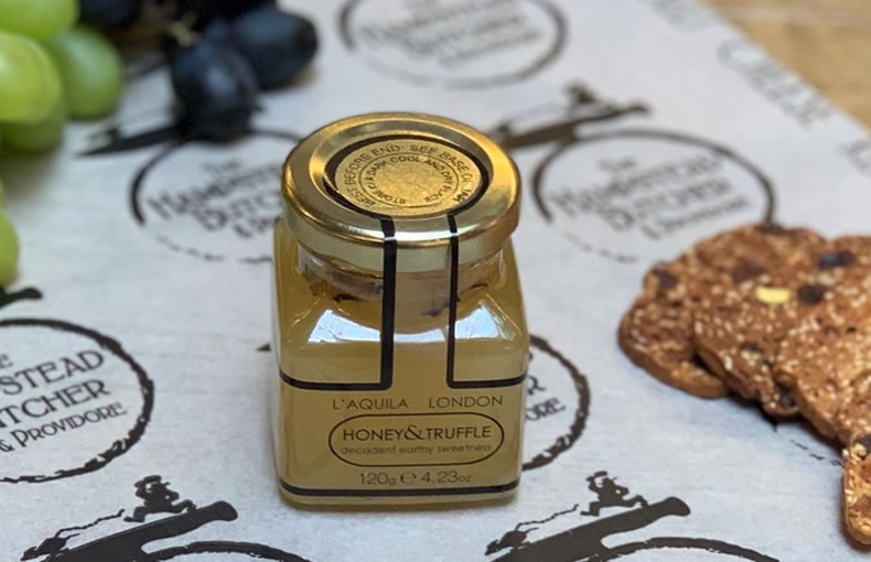Truffle Honey with Black Summer Truffle