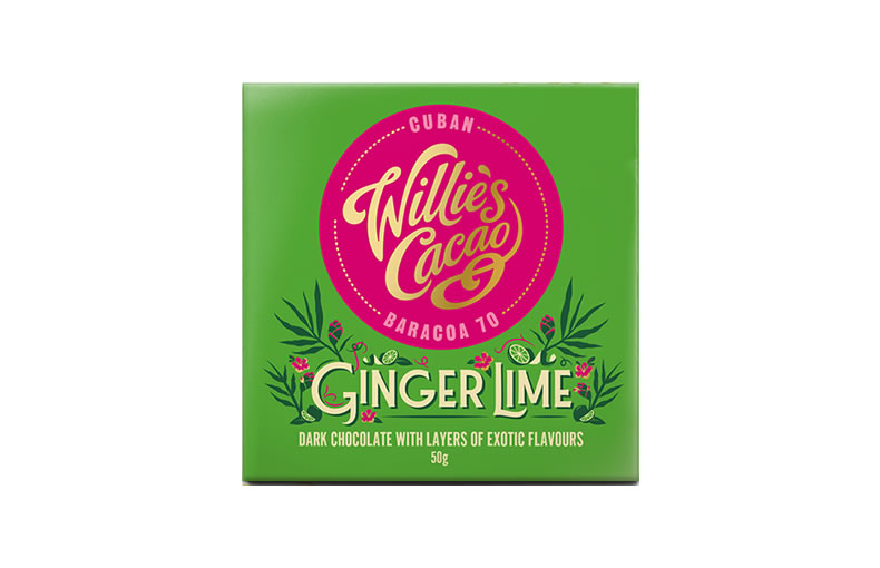 Willie's Ginger & Lime Bar