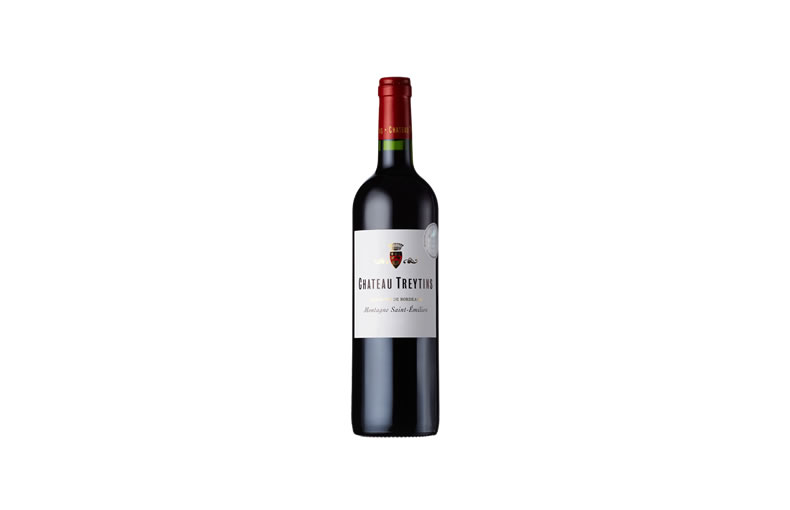 Bordeaux Rouge, Château Treytins 37.5 cl