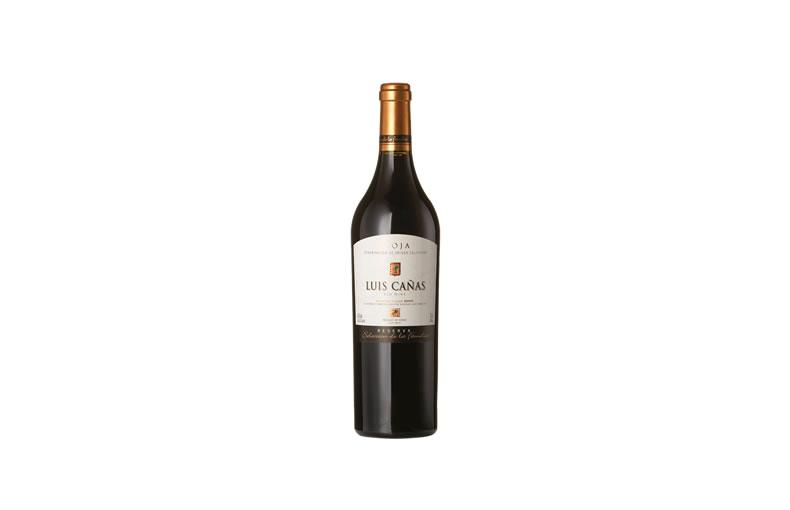 Rioja Reserva, Selección de la Familia, Bodegas Luis Cañas