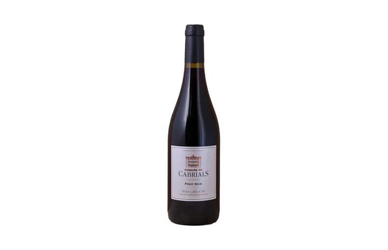 Pinot Noir, Domaine de Cabrials